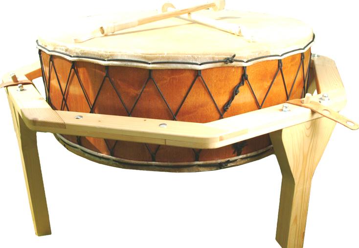 Pow-Wow Trommel